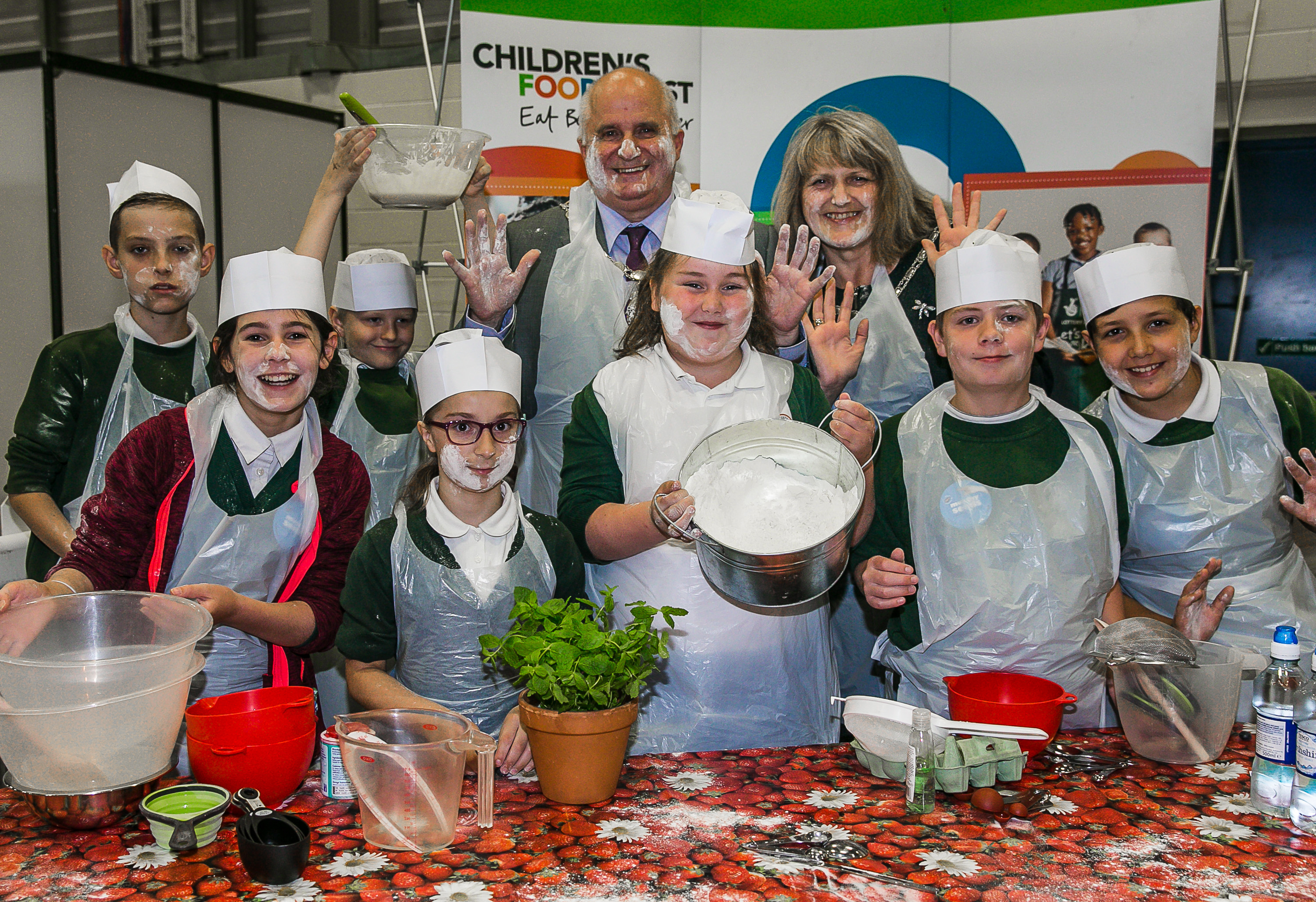 Children's Food Trust - East of England Agricultural Society