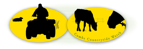 Cambs Countryside Watch Logo