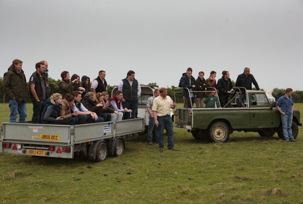 Tim Scrivener - East of England Agricultural Society