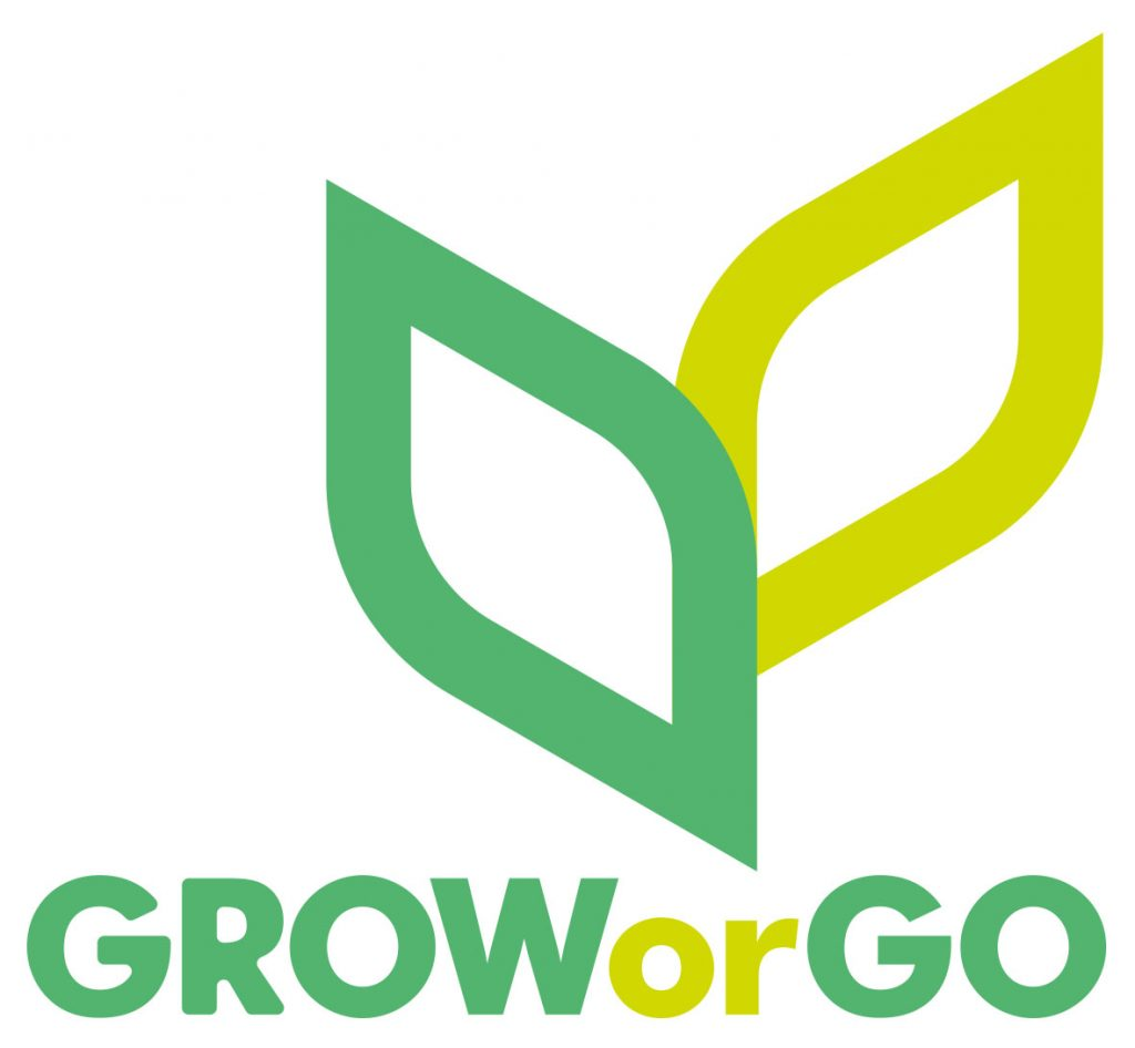Grow Or Go Logo