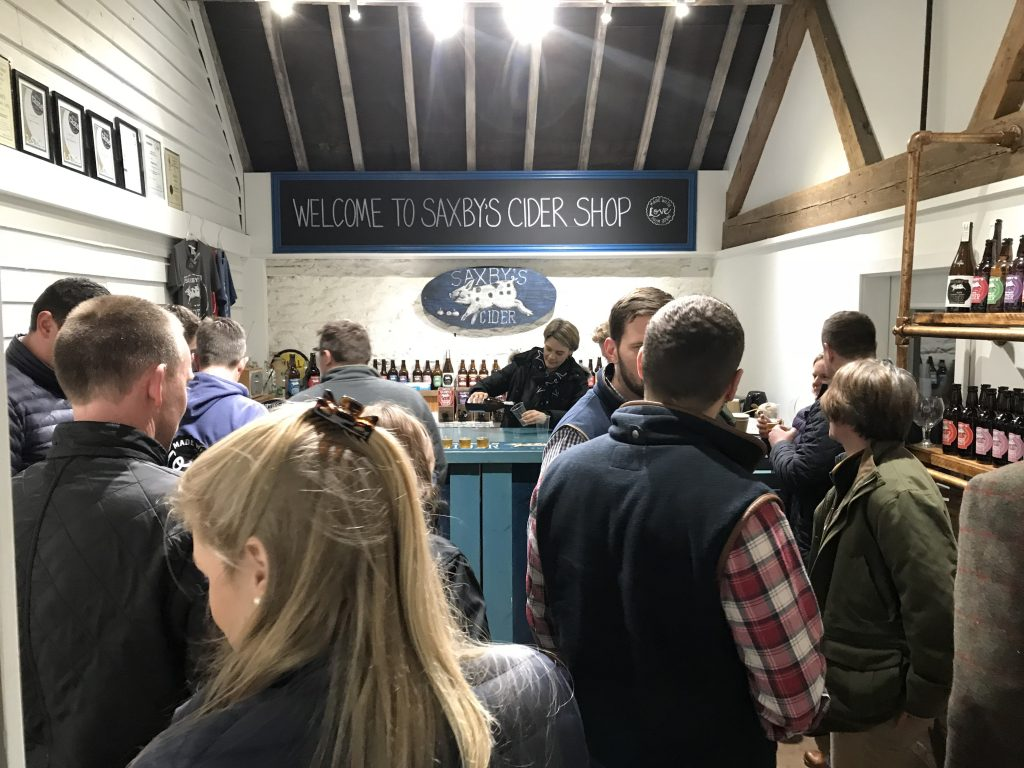 Saxby's Cider Shop
