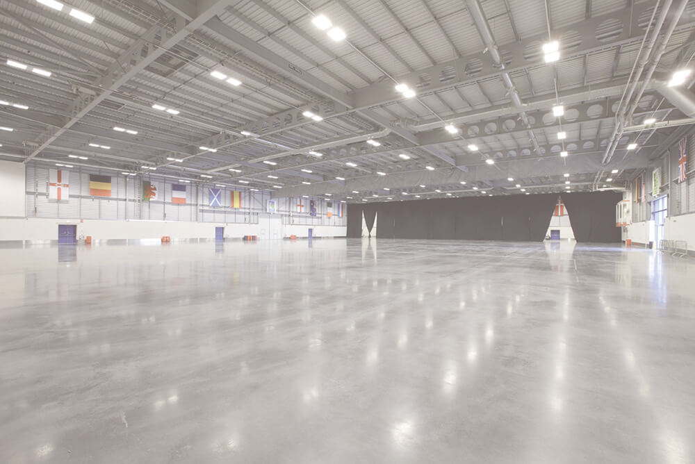 Peterborough Arena - East of England Agricultural Society